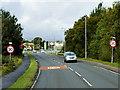 NS3181 : A814 approaching Helensburgh by David Dixon