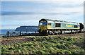 NZ6921 : Freightliner locomotive No. 66505 by Trevor Littlewood