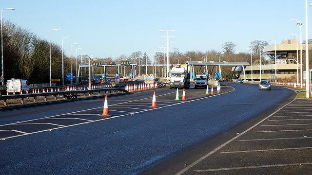 Humber Bridge tolls