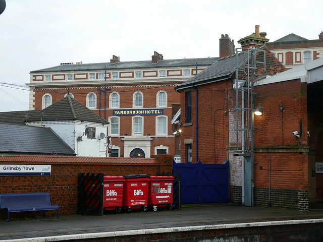 The Yarborough Wetherspoon hotel and restaurant