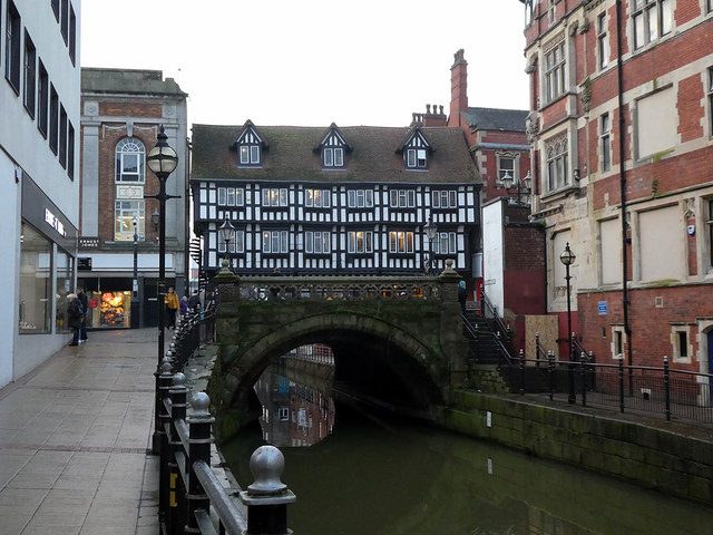 High Bridge, Lincoln