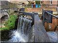 SJ8397 : The Duke's Lock, Rochdale Canal by David Dixon