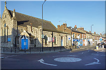 TQ2284 : Elim Church on the High Road by Des Blenkinsopp