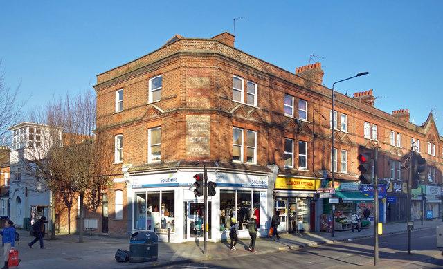 Corner Shop, Willesden High Road