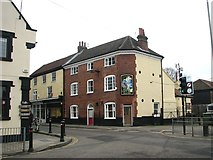 TG2309 : 105 Magdalen Street -The Cat & Fiddle public house by Evelyn Simak