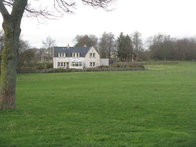 House at Newton Hall
