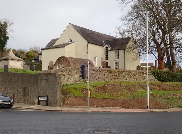 Stream Street Non-Subscribing Presbyterian Church, Downpatrick