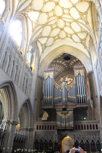 Wells Cathedral  (21)
