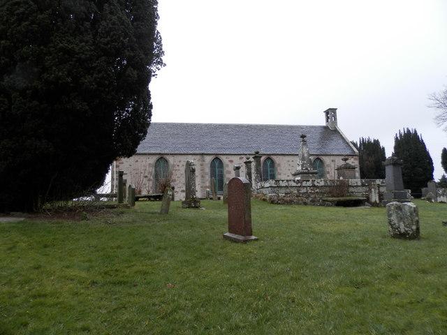 Church of Scotland, Croy by Douglas Nelson