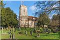 TQ2255 : St Peter's Church by Ian Capper