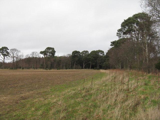 Farmland at Slateford