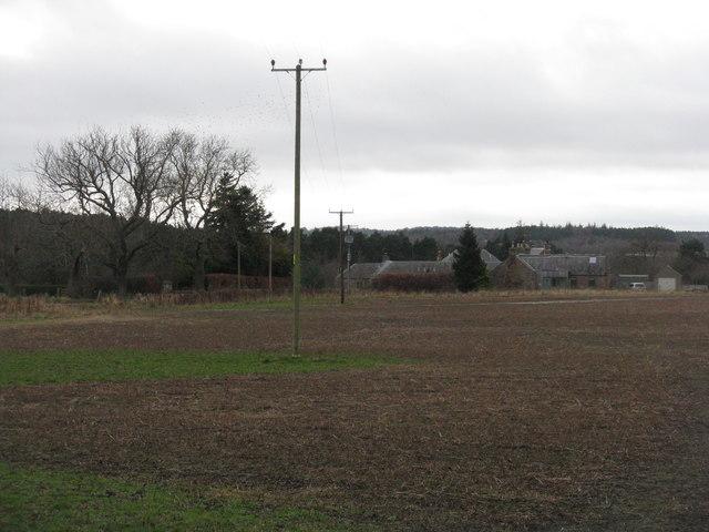 Slateford Farm, near Gifford