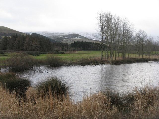 Pond at Baxtersyke
