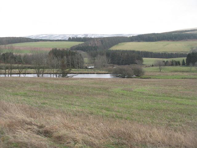 Ponds at Baxtersyke