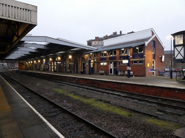 Grimsby Town Station