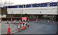 NS2875 : Dellingburn railway bridge refurbishment works by Thomas Nugent