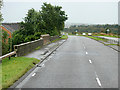 NS4036 : Eastbound A71 near Kilmarnock by David Dixon