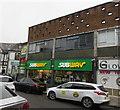 SS7597 : Subway, 5 The Parade, Neath by Jaggery
