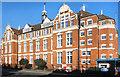 TQ2383 : Chamberlayne Wood Road School by Des Blenkinsopp