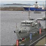 NT2677 : HNLMS Schiedam - M860 by M J Richardson