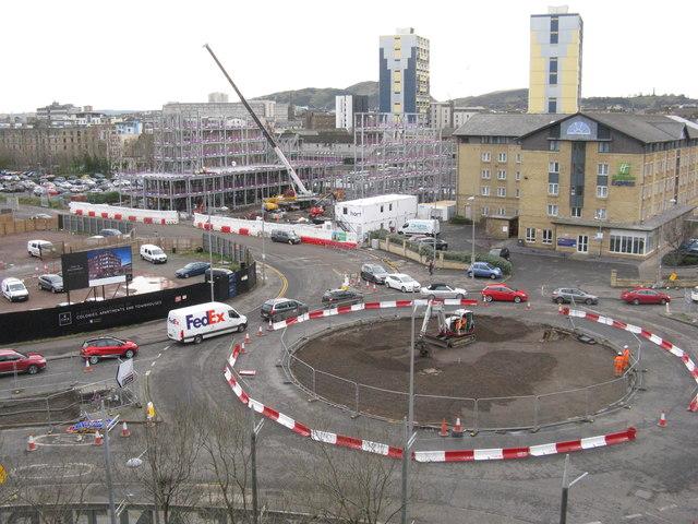 Development at Leith
