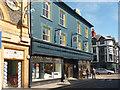 SN5881 : Tourist Information Office, Aberystwyth by Robin Drayton