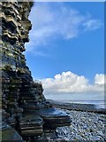 ST1868 : Lavernock Point  by Alan Hughes