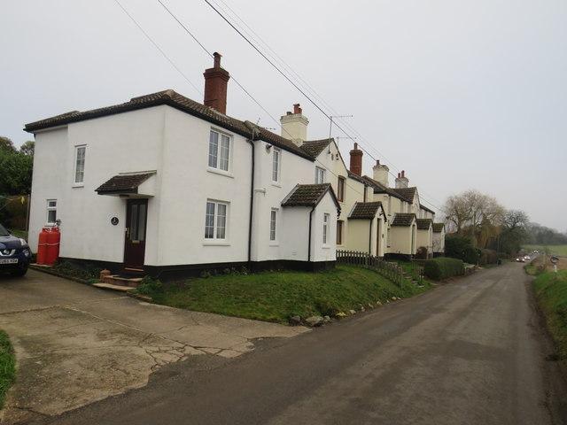 Dimsdale Cottages, Anstey