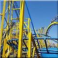 TQ3103 : Ride on Brighton Pier by Ian Cunliffe