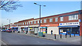 TQ1783 : Shops on Bilton Road by Des Blenkinsopp