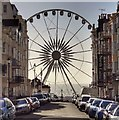 TQ3103 : The Brighton Wheel by Ian Cunliffe