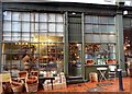 TQ5838 : Shop in Chapel Place, Tunbridge Wells, Kent by Ian Cunliffe