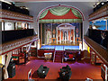 SN5881 : Interior of the former Coliseum Theatre, Aberystwyth by Robin Drayton