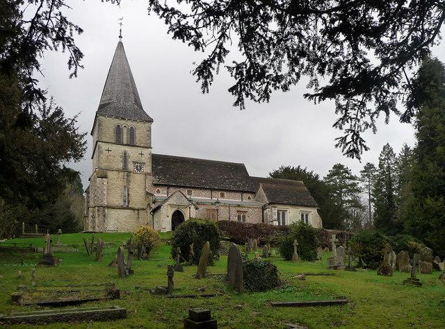 St Katharine, Merstham