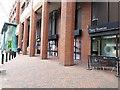 SE2933 : Sandwich shops, Wellington Street, Leeds by Stephen Craven