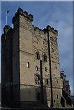 NZ2563 : The Castle, Newcastle by habiloid
