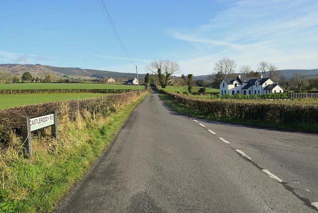 Castleroddy Road, Castleroddy Glebe