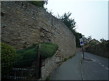 SO5074 : Dinham Gate (Ludlow) by Fabian Musto