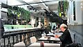 TQ3104 : Interior of the Red Roaster coffee shop - Brighton by Ian Cunliffe
