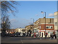 TQ3387 : Stamford Hill by Malc McDonald