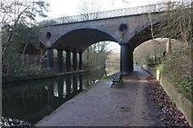 TQ2783 : Macclesfield Bridge, Regent's Canal by Ian S