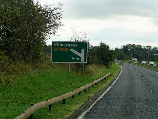 Kilmarnock Bypass (A77)