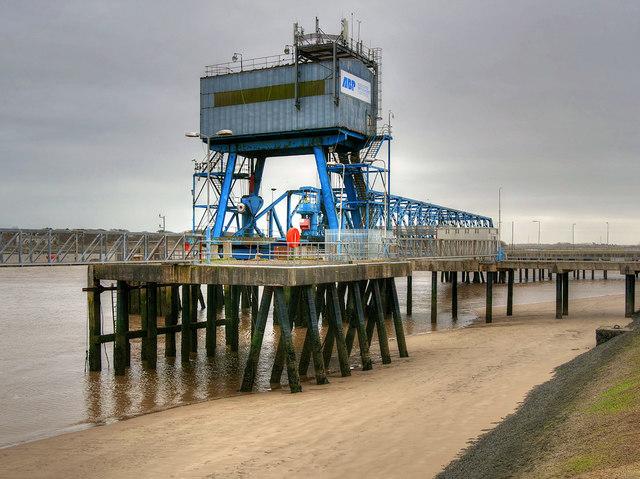 ABP Fleetwood Ferry Terminal