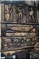SK3871 : Foljambe Monument, St Mary & All Saints' church, Chesterfield by Julian P Guffogg