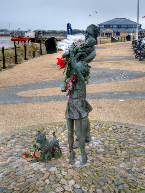 The Welcome Home Statue, Fleetwood