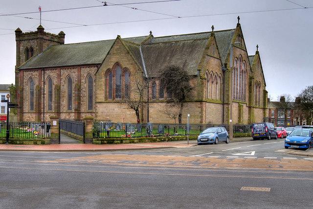The Parish Church of St Peter, Fleetwood
