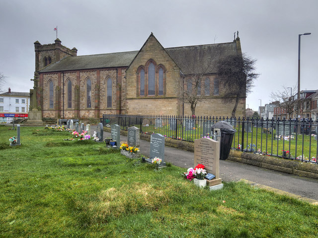 St Peter's Church, Fleetwood