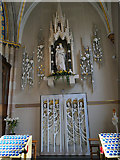 NS5964 : St Andrew's Cathedral, Glasgow - Lady Chapel by Stephen Craven
