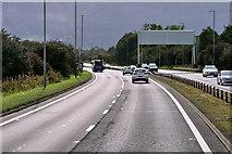 NS4565 : A737 south of St James Interchange by David Dixon