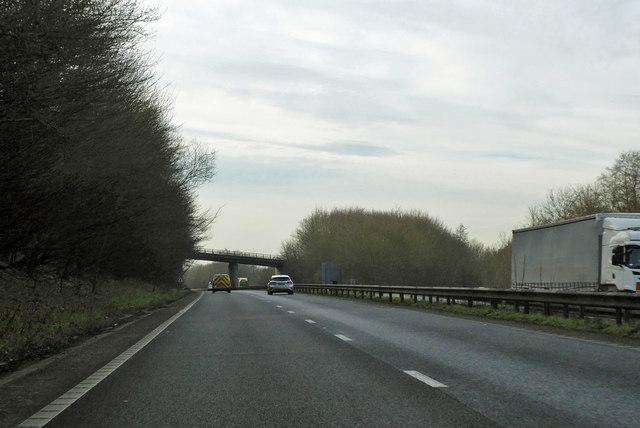A2 towards London